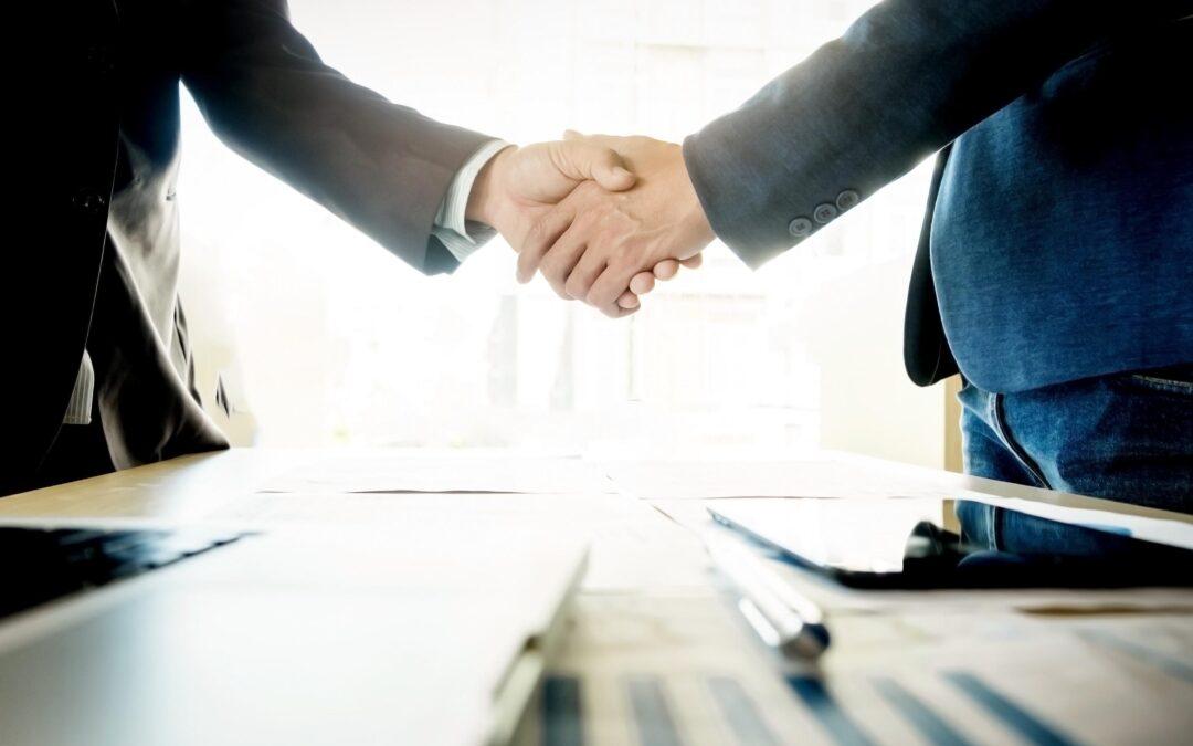 Business Tips: Handshake Deals Shouldn't Be Official